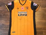 Global Classic Football Shirts | 2015 Hull City Match Worn Vintage Soccer Jerseys